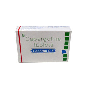 Buy Cabergoline (Cabaser) at a low price. Shipping across Australia