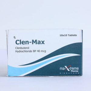Buy Clenbuterol hydrochloride (Clen) at a low price. Shipping across Australia