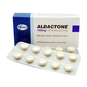 Buy Aldactone (Spironolactone) at a low price. Shipping across Australia